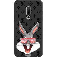 Силиконовый чехол BoxFace Meizu 15 looney bunny (36137-bk48)