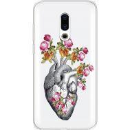 Силиконовый чехол BoxFace Meizu 16 Plus Heart (935584-rs11)