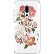 Силиконовый чехол BoxFace Meizu 16 Plus Love (935584-rs14)