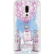 Силиконовый чехол BoxFace Meizu 16 Plus Perfume bottle (935584-rs15)