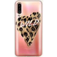 Силиконовый чехол BoxFace Meizu 16Xs Wild Love (37412-cc64)