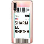 Силиконовый чехол BoxFace Meizu 16Xs Ticket Sharmel Sheikh (37412-cc90)