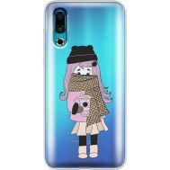 Силиконовый чехол BoxFace Meizu 16s Winter Morning Girl (37984-cc61)