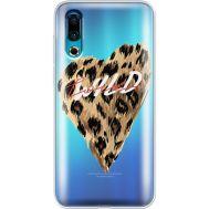 Силиконовый чехол BoxFace Meizu 16s Wild Love (37984-cc64)