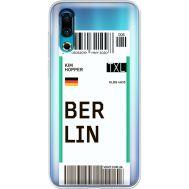 Силиконовый чехол BoxFace Meizu 16s Ticket Berrlin (37984-cc80)
