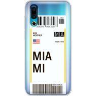 Силиконовый чехол BoxFace Meizu 16s Ticket Miami (37984-cc81)