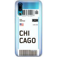 Силиконовый чехол BoxFace Meizu 16s Ticket Chicago (37984-cc82)