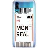 Силиконовый чехол BoxFace Meizu 16s Ticket Monreal (37984-cc87)