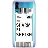 Силиконовый чехол BoxFace Meizu 16s Ticket Sharmel Sheikh (37984-cc90)