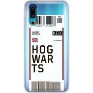 Силиконовый чехол BoxFace Meizu 16s Ticket Hogwarts (37984-cc91)
