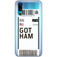 Силиконовый чехол BoxFace Meizu 16s Ticket Gotham (37984-cc92)
