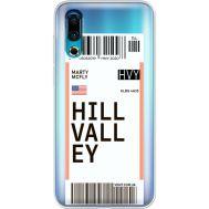 Силиконовый чехол BoxFace Meizu 16s Ticket Hill Valley (37984-cc94)