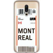 Силиконовый чехол BoxFace Meizu 16 Ticket Monreal (35190-cc87)