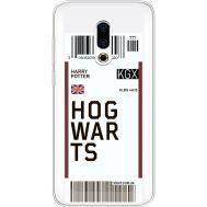 Силиконовый чехол BoxFace Meizu 16 Plus Ticket Hogwarts (35584-cc91)