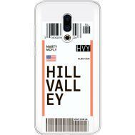 Силиконовый чехол BoxFace Meizu 16 Plus Ticket Hill Valley (35584-cc94)