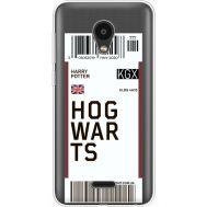 Силиконовый чехол BoxFace Meizu C9 Ticket Hogwarts (35757-cc91)