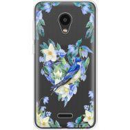 Силиконовый чехол BoxFace Meizu C9 Spring Bird (35757-cc96)
