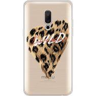 Силиконовый чехол BoxFace Meizu 15 Plus Wild Love (35783-cc64)
