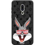 Силиконовый чехол BoxFace Meizu 16th looney bunny (36103-bk48)