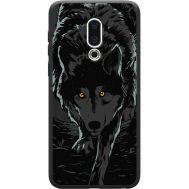 Силиконовый чехол BoxFace Meizu 16th Wolf (36103-bk62)