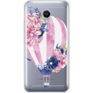 Силиконовый чехол BoxFace Meizu M5s Pink Air Baloon (935041-rs6)