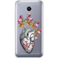 Силиконовый чехол BoxFace Meizu M5s Heart (935041-rs11)