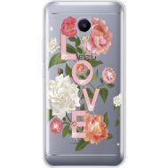 Силиконовый чехол BoxFace Meizu M5s Love (935041-rs14)