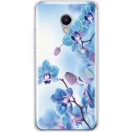 Силиконовый чехол BoxFace Meizu M5s Orchids (935041-rs16)
