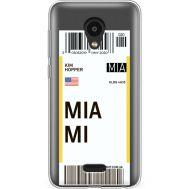 Силиконовый чехол BoxFace Meizu C9 Pro Ticket Miami (38754-cc81)