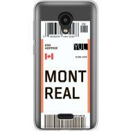 Силиконовый чехол BoxFace Meizu C9 Pro Ticket Monreal (38754-cc87)