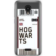 Силиконовый чехол BoxFace Meizu C9 Pro Ticket Hogwarts (38754-cc91)