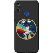 Силиконовый чехол BoxFace Meizu M10 NASA (40851-bk70)