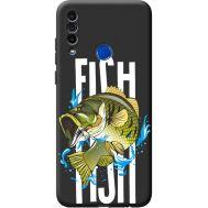 Силиконовый чехол BoxFace Meizu M10 Fish (40851-bk71)