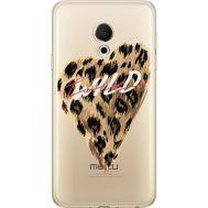 Силиконовый чехол BoxFace Meizu M15 (15 Lite) Wild Love (35007-cc64)