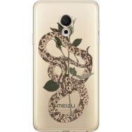 Силиконовый чехол BoxFace Meizu M15 (15 Lite) Glamor Snake (35007-cc67)