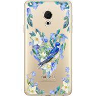 Силиконовый чехол BoxFace Meizu M15 (15 Lite) Spring Bird (35007-cc96)
