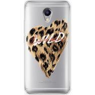 Силиконовый чехол BoxFace Meizu M5 Note Wild Love (35009-cc64)