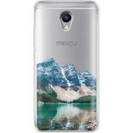 Силиконовый чехол BoxFace Meizu M5 Note Blue Mountain (35009-cc68)