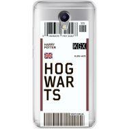 Силиконовый чехол BoxFace Meizu M5 Note Ticket Hogwarts (35009-cc91)