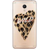 Силиконовый чехол BoxFace Meizu M6 Wild Love (35010-cc64)