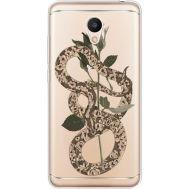 Силиконовый чехол BoxFace Meizu M6 Glamor Snake (35010-cc67)
