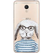 Силиконовый чехол BoxFace Meizu M6 MR. Rabbit (35010-cc71)