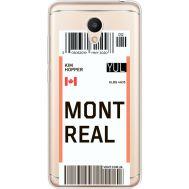 Силиконовый чехол BoxFace Meizu M6 Ticket Monreal (35010-cc87)