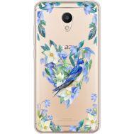 Силиконовый чехол BoxFace Meizu M6 Spring Bird (35010-cc96)