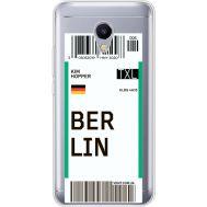 Силиконовый чехол BoxFace Meizu M5s Ticket Berrlin (35041-cc80)