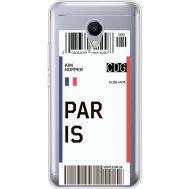 Силиконовый чехол BoxFace Meizu M5s Ticket Paris (35041-cc86)