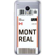 Силиконовый чехол BoxFace Meizu M5s Ticket Monreal (35041-cc87)