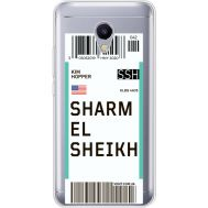 Силиконовый чехол BoxFace Meizu M5s Ticket Sharmel Sheikh (35041-cc90)