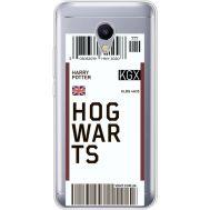 Силиконовый чехол BoxFace Meizu M5s Ticket Hogwarts (35041-cc91)