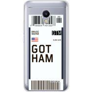 Силиконовый чехол BoxFace Meizu M5s Ticket Gotham (35041-cc92)
